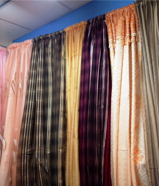 Ginghams And Plaids Make A Quilt Like Effect