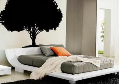 BlackTree-Wall-Stickers-Murals-for-Modern-Bedroom