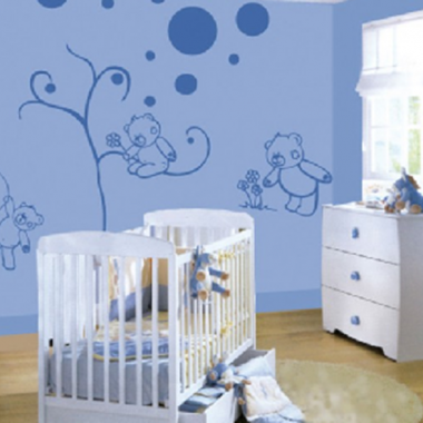 blue-kids-room-wall-art-idea