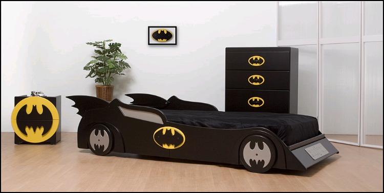 Racing Cars Beds For Boy Bedroom