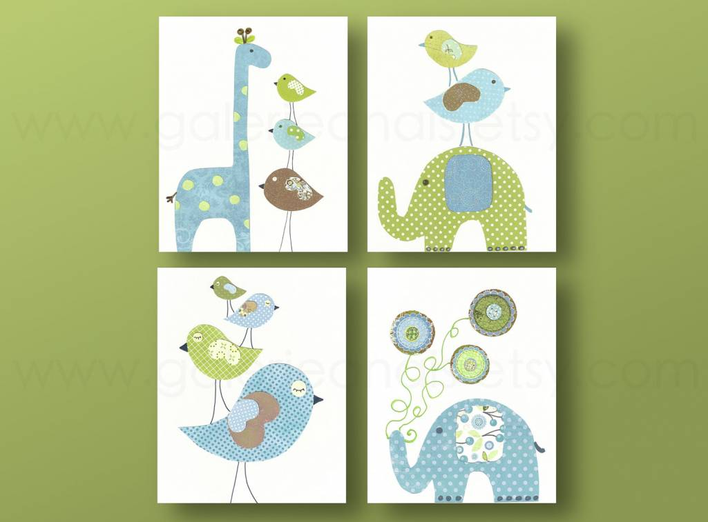 nursery wall art kids room decor il_fullxfull356172659_f06u - Childrens Bedroom Wall Decor