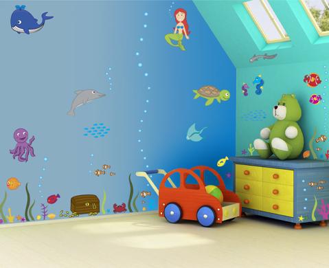 kids-wall-art-blue-ocean