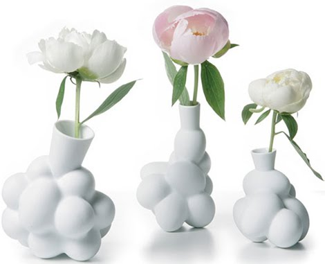 contemporary flower vases for your home. Black Bedroom Furniture Sets. Home Design Ideas