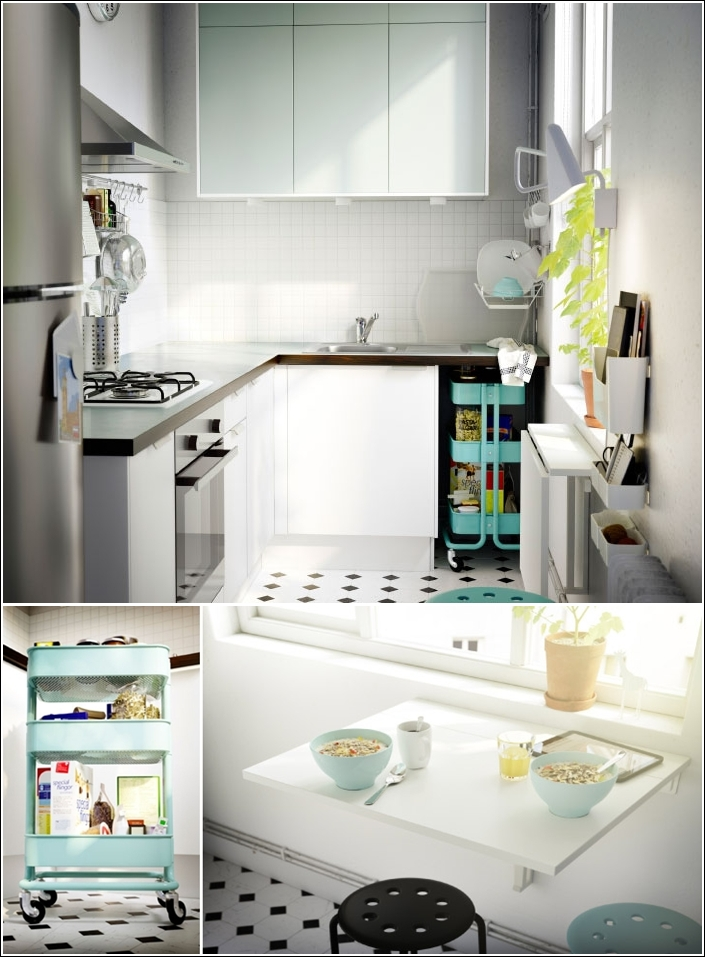 small kitchen design solutions ikea solutions for small kitchens 5446