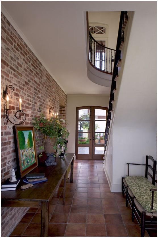 Interior Design With Brick Walls