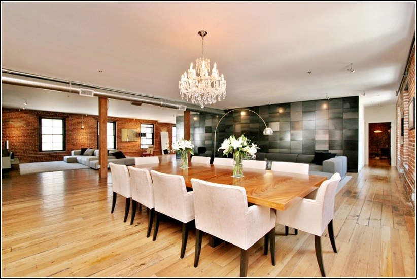 Ideas for Designing a Huge Dining Room!