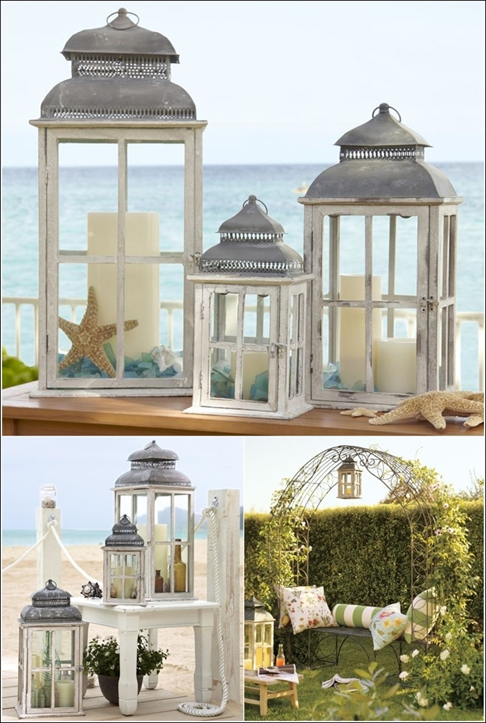 Go Traditional With Designing Through Lanterns