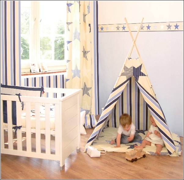 Decorate Your Child 39 S Room Or Playroom With A Teepee