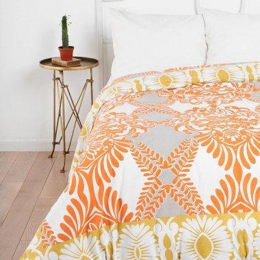 Bohemian Floral Duvet Bedding