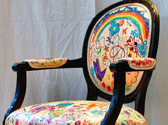 Claassy VIntage Armchair