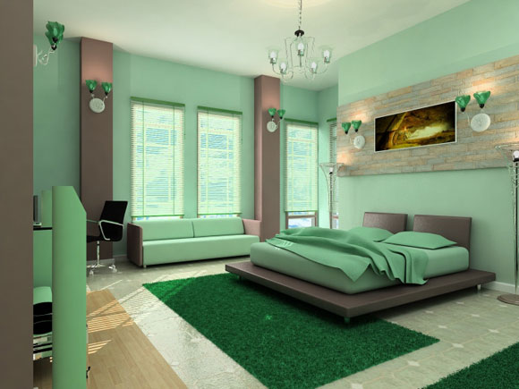 Magnificent Mint Green Bedroom Paint 580 x 435 · 48 kB · jpeg