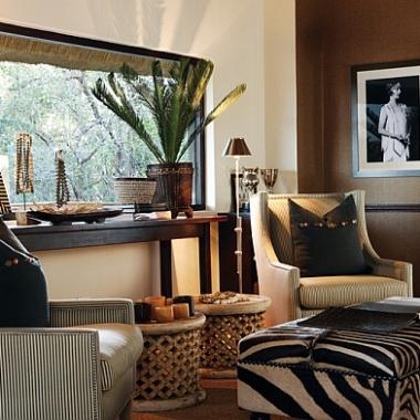 Exotic Jungle Themed Interior Design