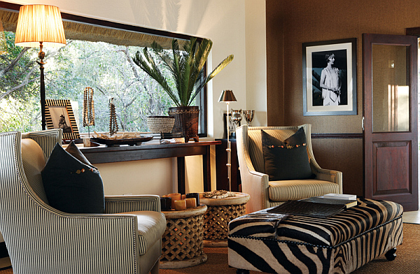 Safari interior design ideas for Jungle living room ideas