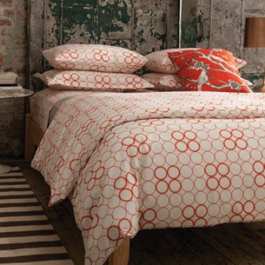 Modern Circles Bedding