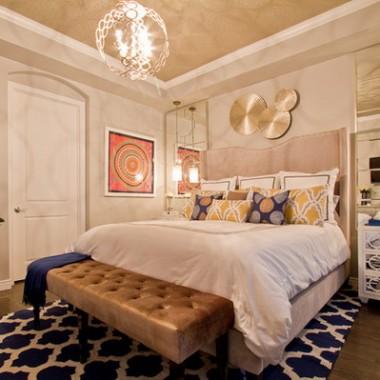 Stylish Rug Design for Modern Bedroom