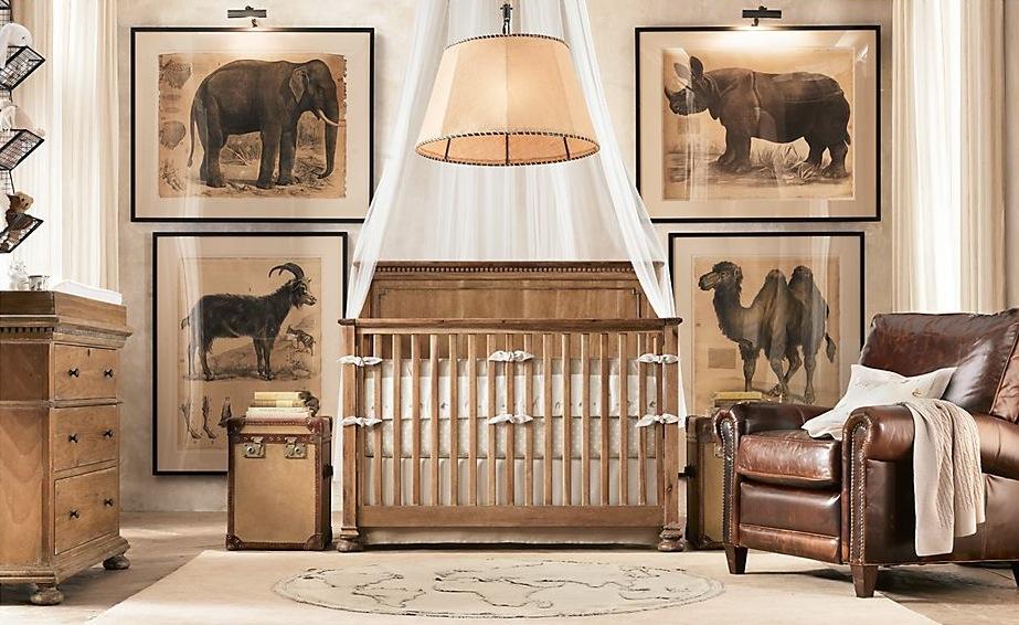 Safari interior design ideas - Baby interior design ...