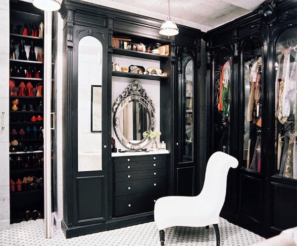 Images Of Walk In Closets Home Design Inside