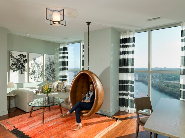 pic 7 - Hanging Chairs - Swing & Relax Yourself!