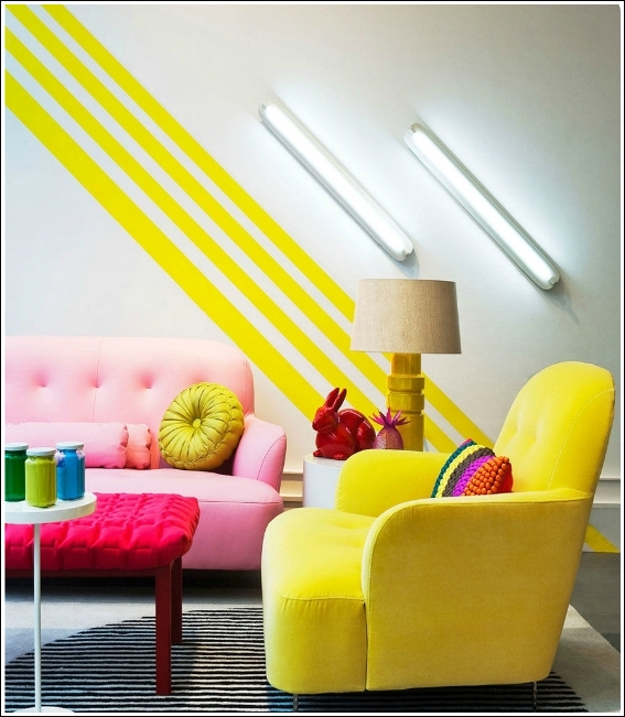 add some neons to your interior for some high voltage