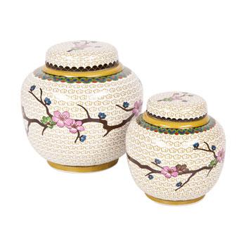 China jar via Zara Home