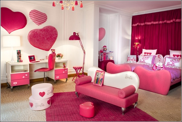 Design Heart Inspired Rooms for Your Kids!