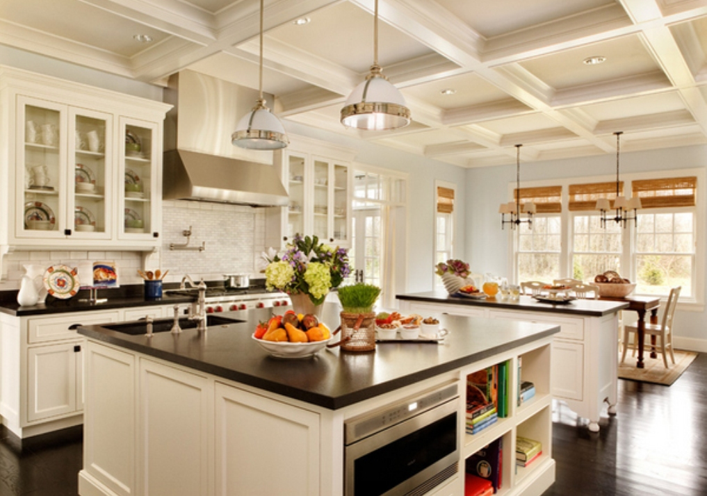 amazing and elegant white kitchen designs