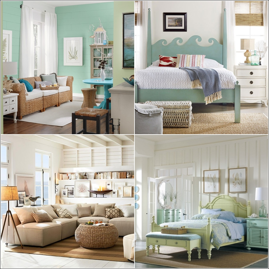 Beach Home Interior Design Ideas:  Design Some Coastal Interiors