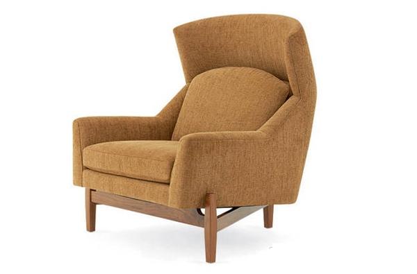 Beige Modenr Chair