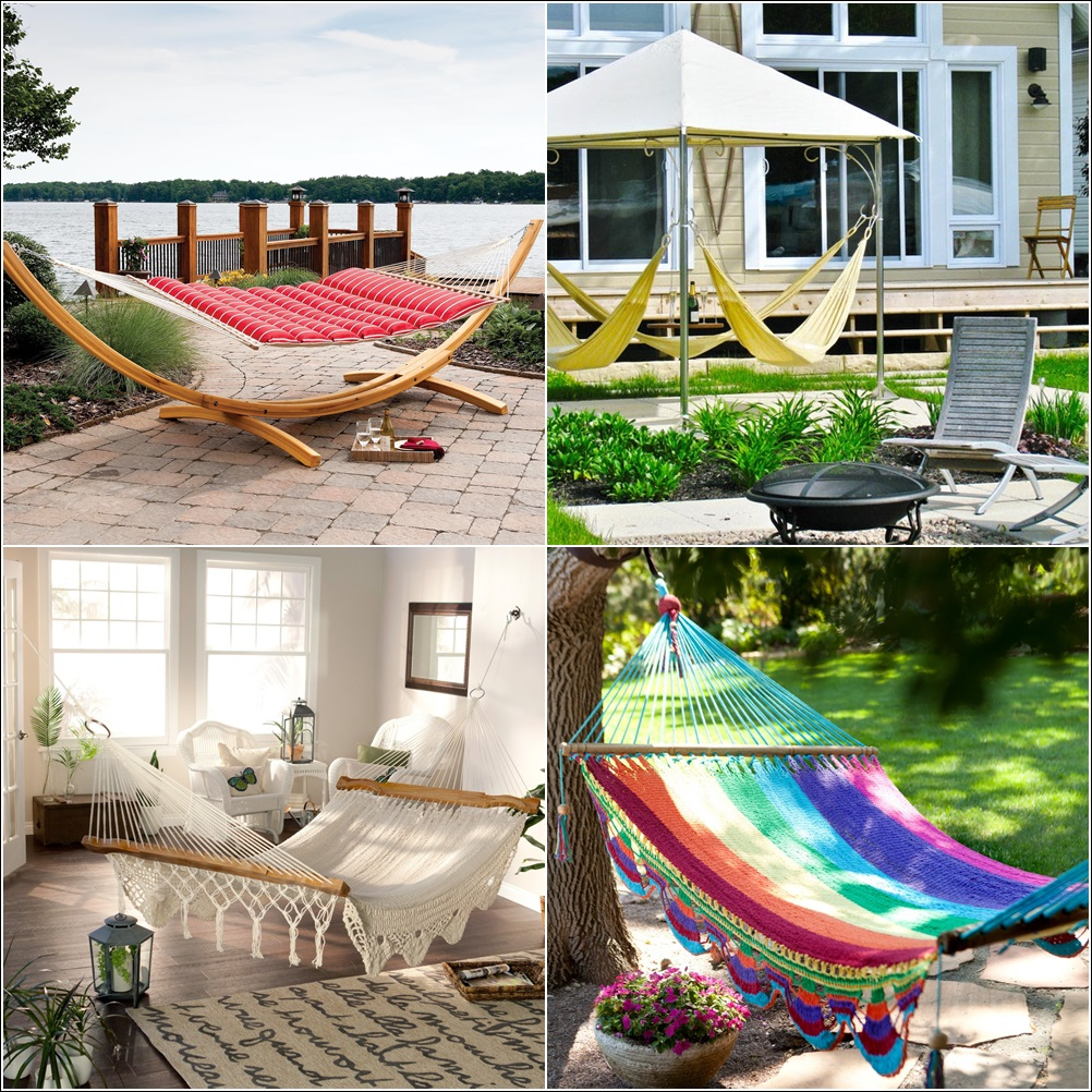 Hammocks For Indoor And Outdoor A Perfect Joy
