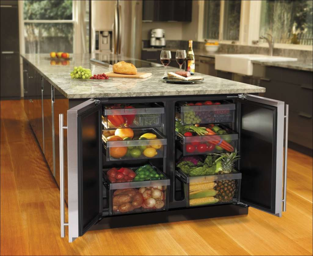 Undercounter Modular Refrigerator For Your Kitchen