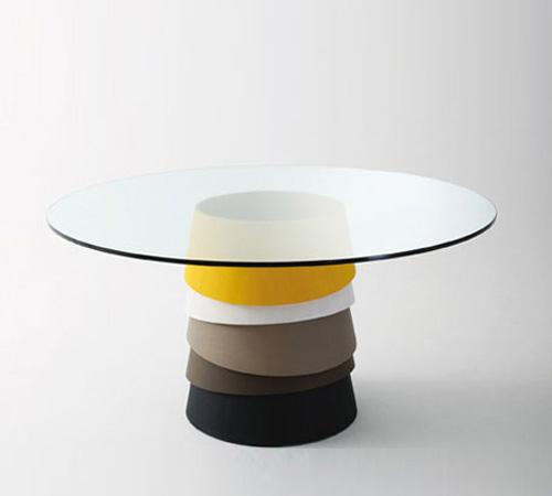 Multi Layer Coffee Table Via Gallotiu0026Radice