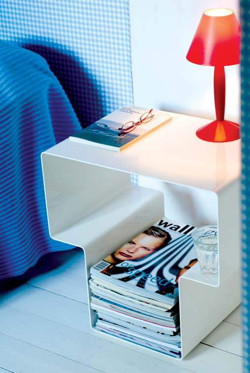 Bedside table via Mazeinternational
