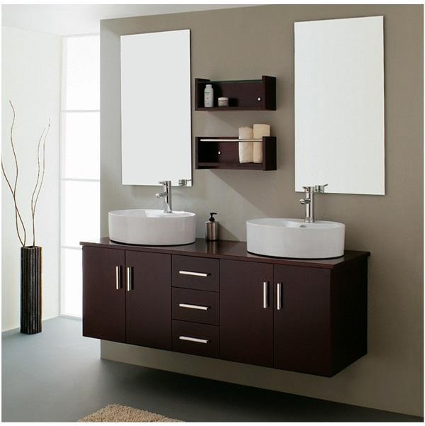 1. See more designs at: Modern Bathroom Vanities