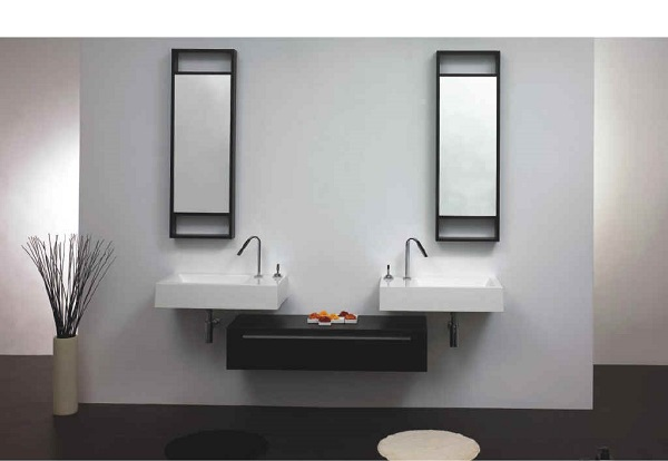 On The Look For Modern Bathroom Vanities