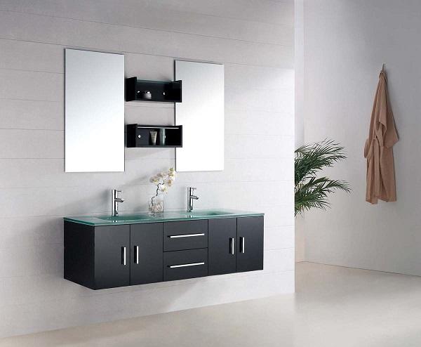 2. See more designs at: Modern Bathroom Vanities