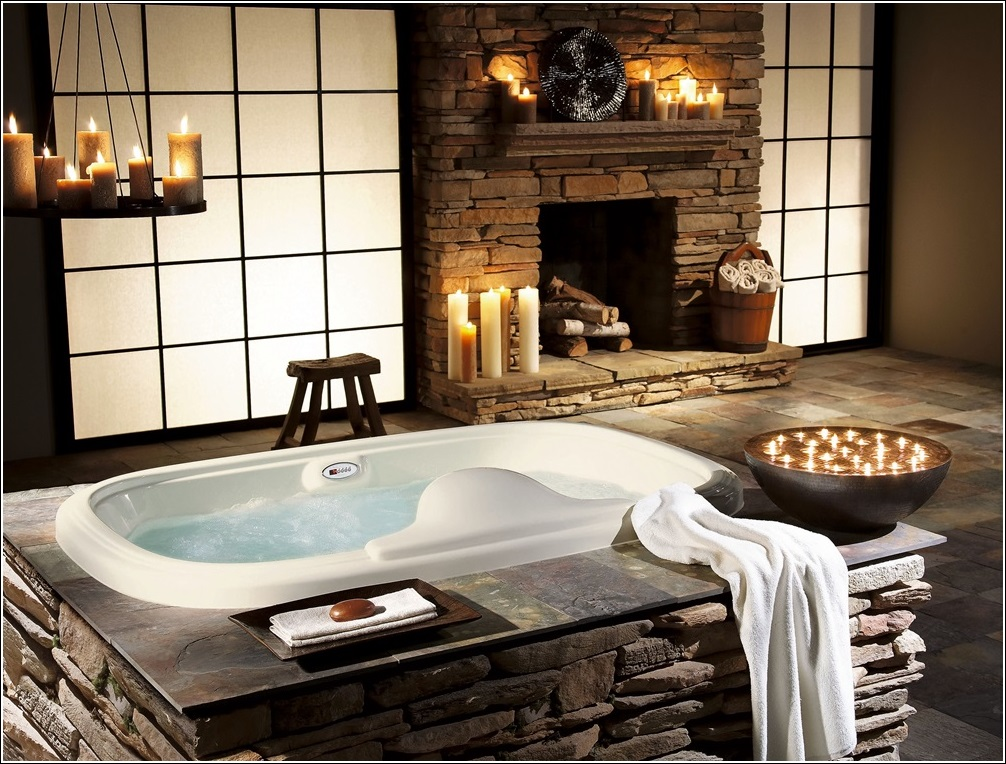 Spa style bathroom designs for your inspiration for Bathroom design i spa thailand