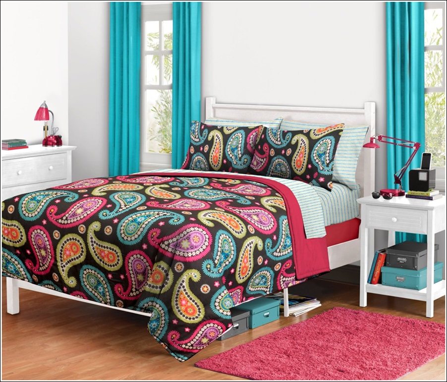 Interior Design With Paisley Pattern