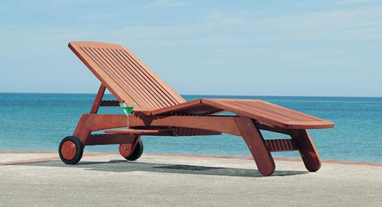 Wooden hammock via Annie Georgeson design studio