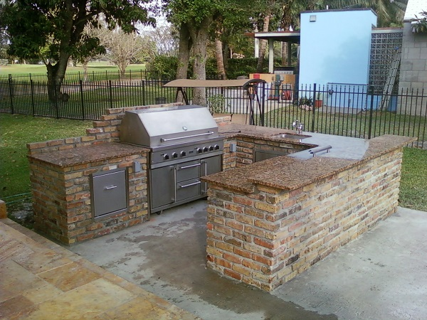 Achieving great outdoor barbecue setups for Bbq grill designs and plans
