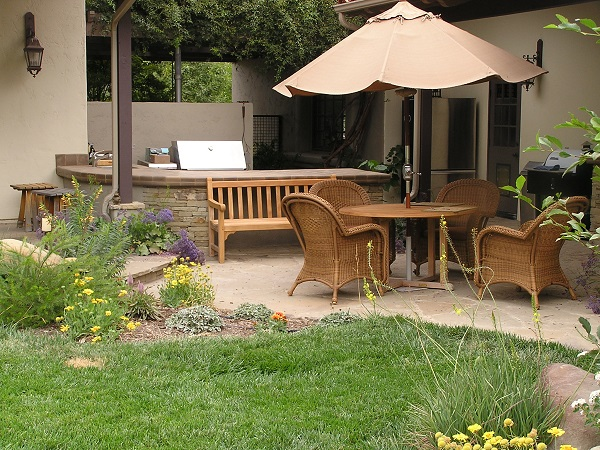 garden patios designs