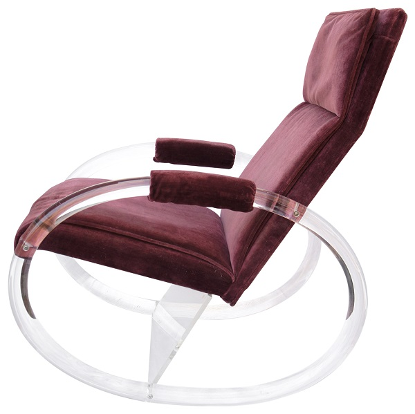 Sway Back And Forth On Your Funky Rocking Chair