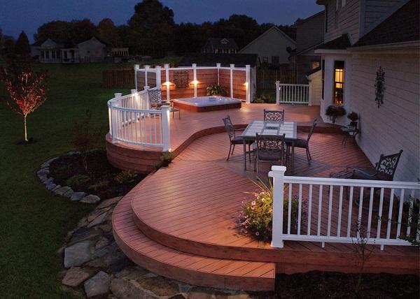 3. See more designs at: Deck vs Patio