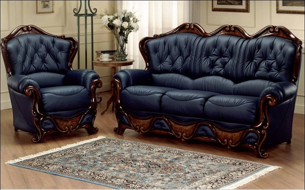 6. Image Source: Chesterfield Sofas