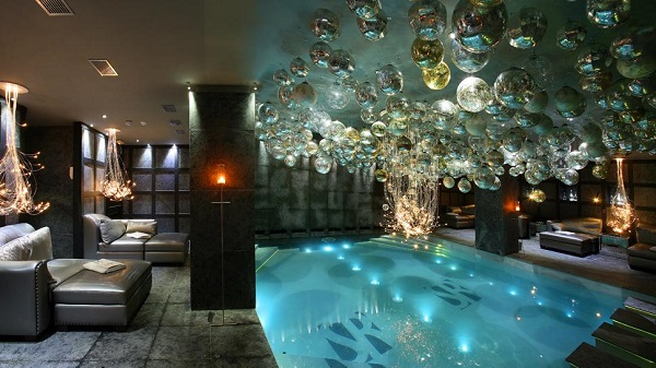 Have year round enjoyment with indoor pool ideas for Indoor pool dehumidification design