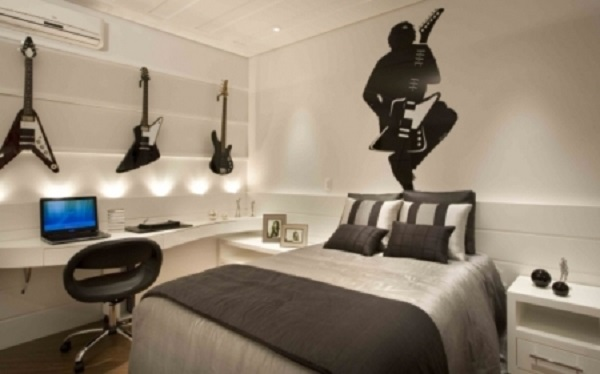 Rockstar Room Ideas Fit For Any Age