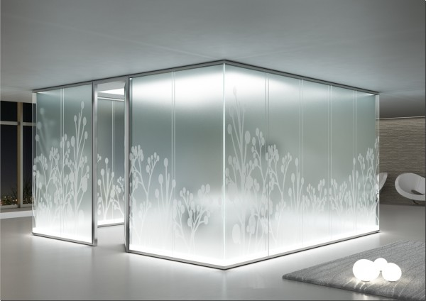 Cube  Glass Partitions