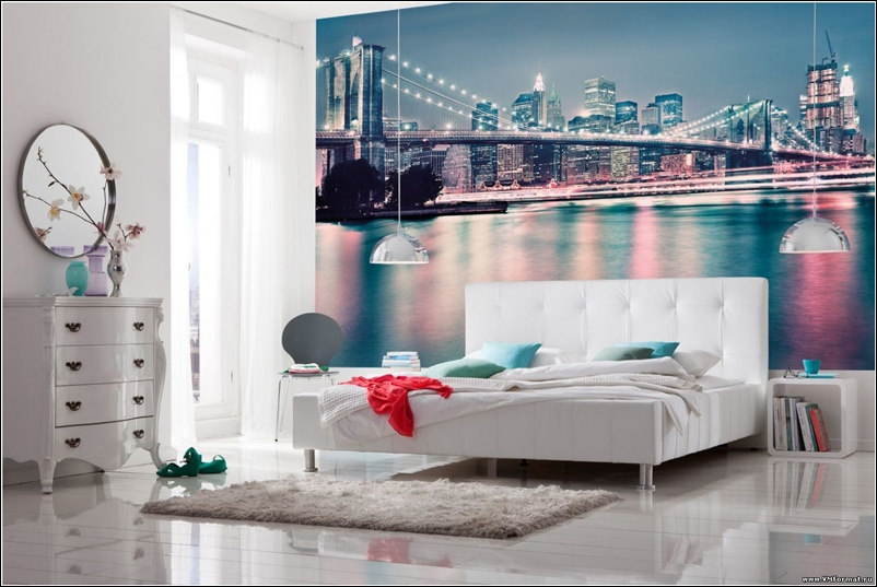 City Wall Murals add life to your walls with city wall murals