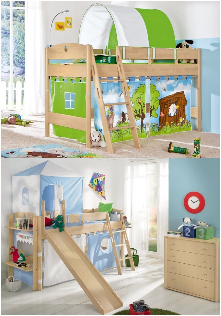 Sleep And Play Beds For Kids To Have Endless Fun