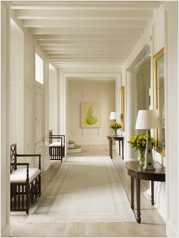 Office Entrance Foyer : How to design a beautiful hallway