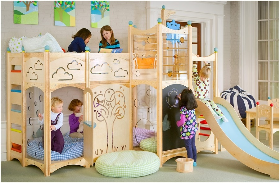 Fun Girls Beds Sleep And Play Beds For Kids To Have Endless Fun